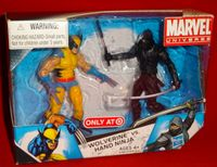 Marvel Universe: Wolverine Vs. Hand Ninja - Target Exclusive 2-Pack